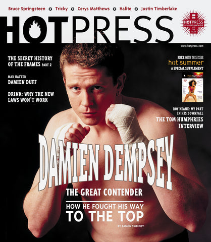 Hot Press 27-11: Damien Dempsey