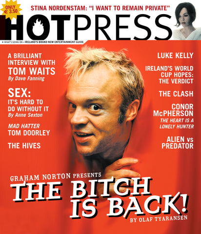Hot Press 28-21: Graham Norton