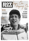 Hot Press 44-06: Gerry Cinnamon - Special Covers