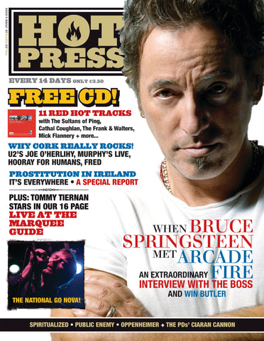 Hot Press 32-10: Bruce Springsteen