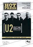 5 U2 Prints from 90s to 2017