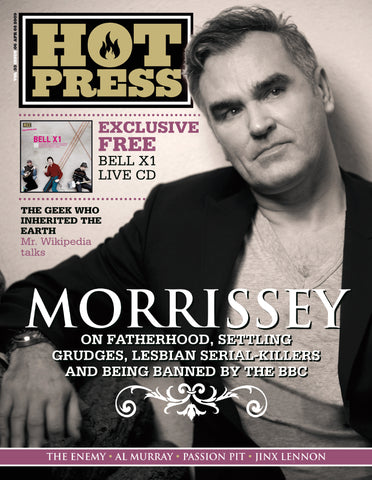 Hot Press 33-06: Morrissey