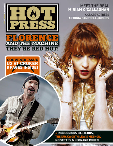 Hot Press 33-15: Florence + The Machine