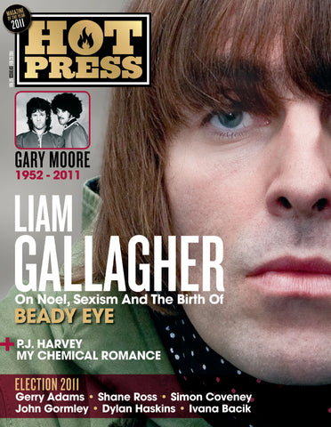 Hot Press 35-03: Beady Eye