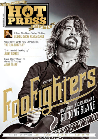 Hot Press 39-07: Foo Fighters