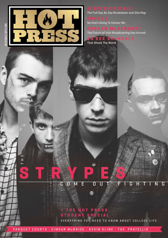 Hot Press 39-15: The Strypes