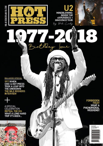 Hot Press 42-09: Birthday Special