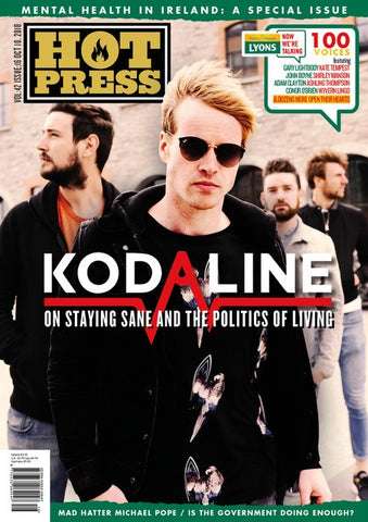 Hot Press 42-16: Kodaline