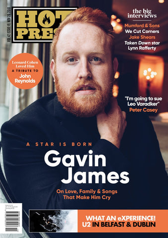 Hot Press 42-19: Gavin James