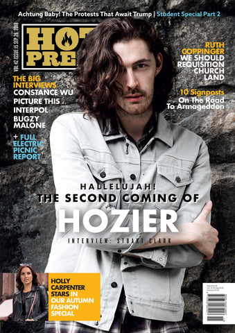 Hot Press 42-15: Hozier Student Special