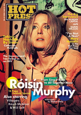 Hot Press 42-12: Róisín Murphy
