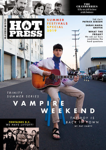 Hot Press 43-06: Vampire Weekend