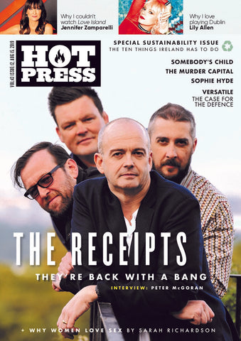 Hot Press 43-12: The Receipts