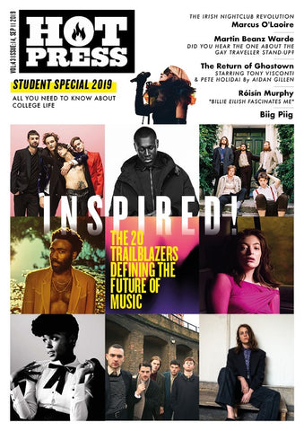 Hot Press 43-14: Student Special