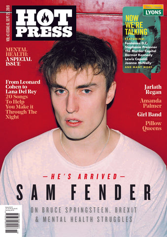 Hot Press 43-16: Sam Fender