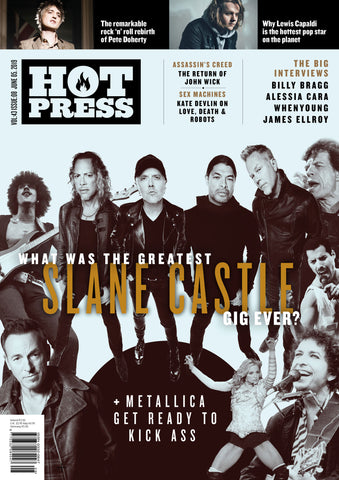 Hot Press 43-08: Slane Castle Special