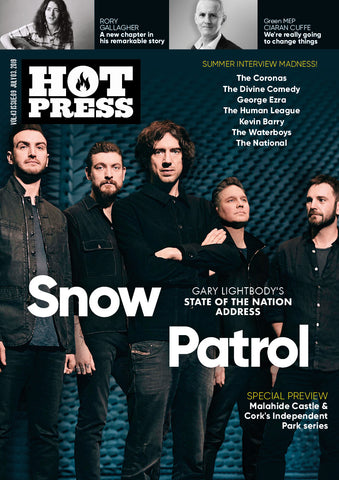 Hot Press 43-09: Snow Patrol