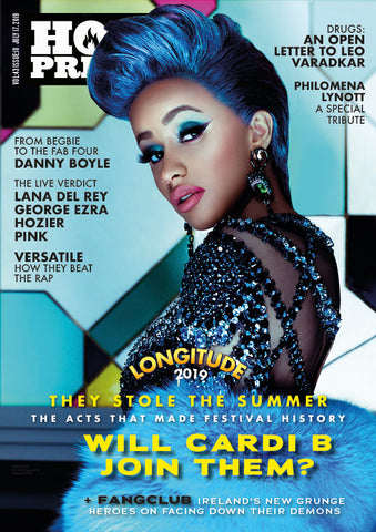 Hot Press 43-10: Longitude Special, Cardi B
