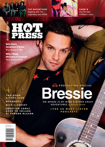 Hot Press 43-11: Bressie