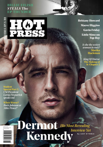 Hot Press 43-15: Dermot Kennedy