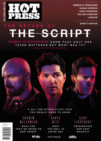 Hot Press 43-18: The Script