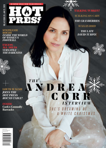 Hot Press 43-20: Andrea  Corr Bumper Xmas / New Year Special