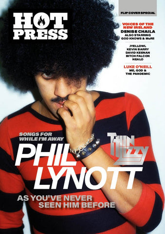 Hot Press 44-12: Philip Lynott (Flip Cover Special)