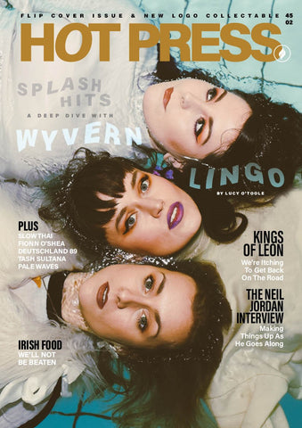 Hot Press 45-02: Wyvern Lingo