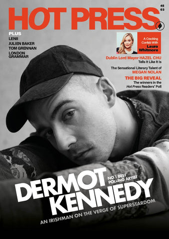 Hot Press Issue 45-03: Dermot Kennedy