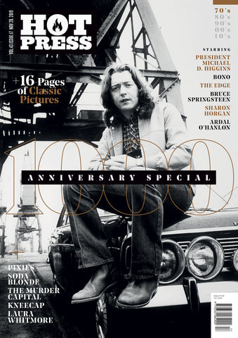 Hot Press 43-17: The 1000th Issue Special