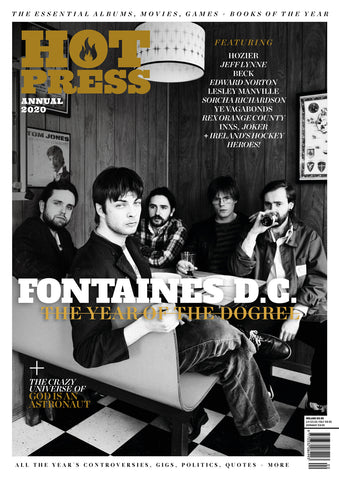 Hot Press Annual 2020: Fontaines D.C.