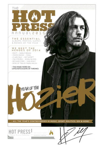 Hozier (Annual 2015)_38-24- Signed-Cover-Print