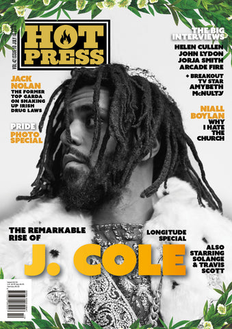 Hot Press 42-10: J. Cole