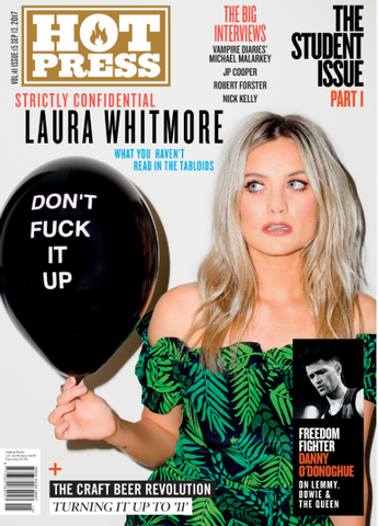 Hot Press 41-15: The Script & Laura Whitmore in our Student Special