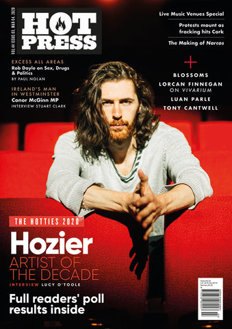 Hot Press 44-03: HOZIER