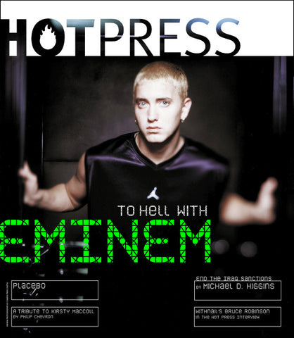Hot Press 25-01: Eminem