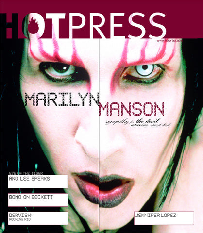 Hot Press 25-02: Marilyn Manson