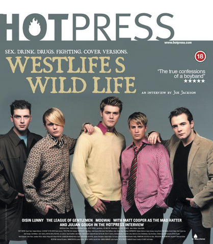Hot Press 25-09: Westlife