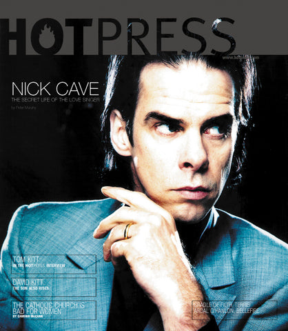 Hot Press 25-10: Nick Cave