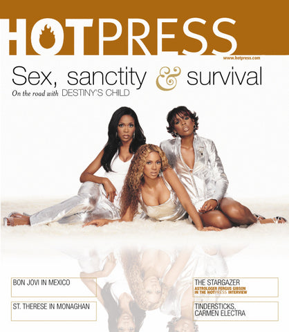 Hot Press 25-11: Destiny´s Child