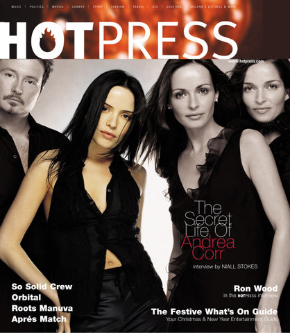 Hot Press 25-24: The Corrs