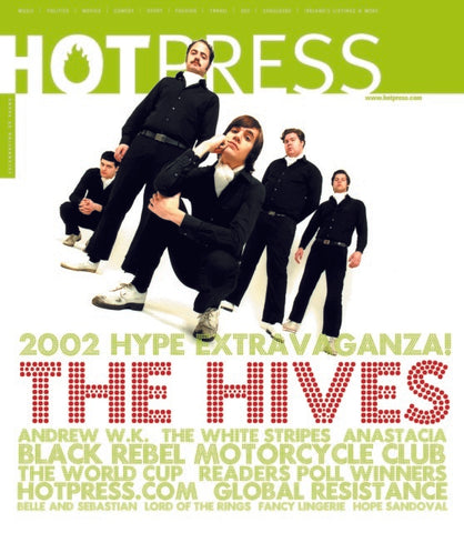 Hot Press 26-01: The Hives