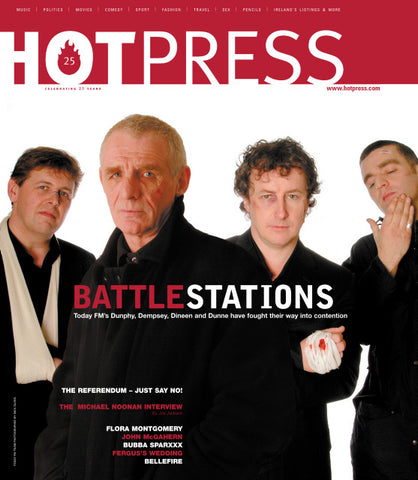 Hot Press 26-04: Today FM