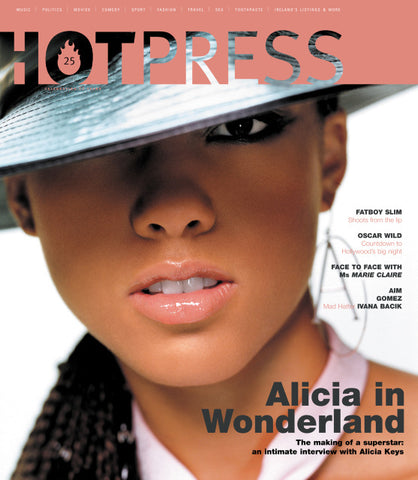 Hot Press 26-05: Alicia Keys