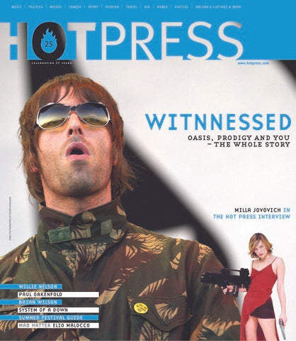 Hot Press 26-14: Witness