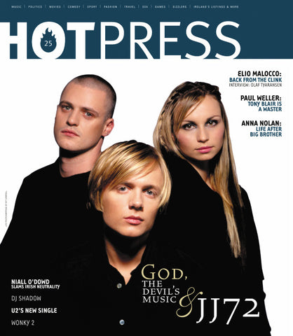 Hot Press 26-18: JJ72