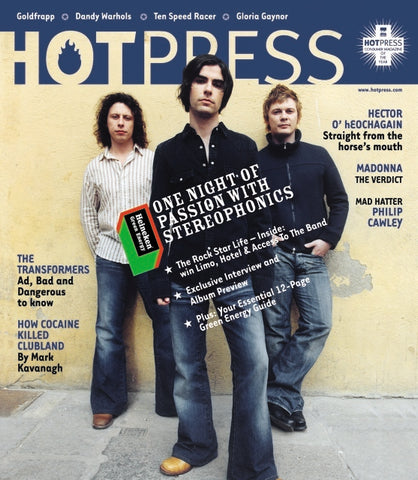 Hot Press 27-08: Stereophonics