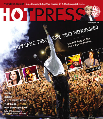 Hot Press 27-14: Witness