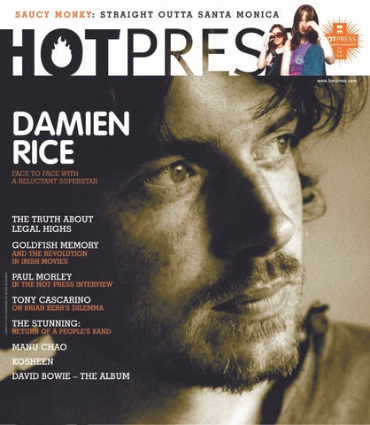 Hot Press 27-18: Damien Rice