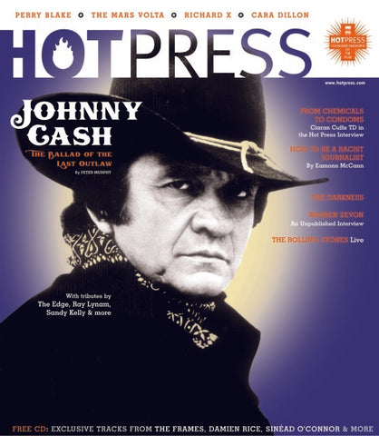 Hot Press 27-19: Johnny Cash